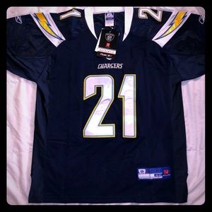 Authentic Reebok Chargers NFL Jersey Throwback